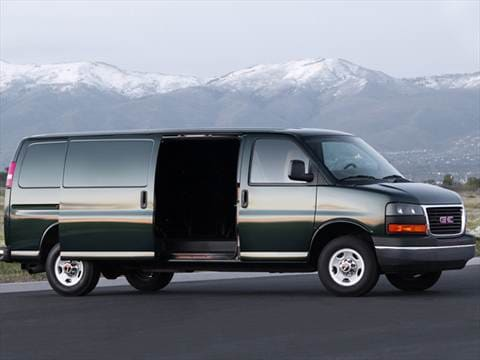 2011 Gmc Savana 2500 Cargo Pricing Ratings Reviews Kelley