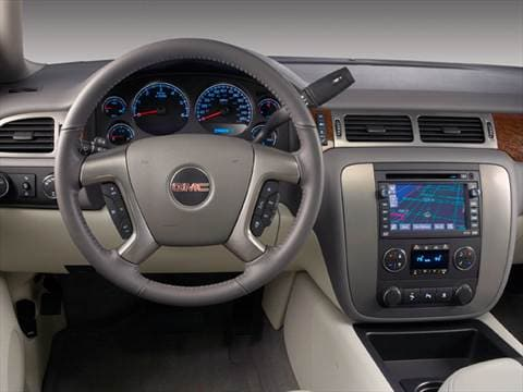 2011 gmc sierra 1500 extended cab Interior