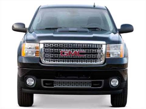 2011 gmc sierra 2500 hd regular cab Exterior
