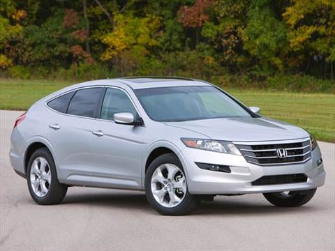 2011 Honda Accord Crosstour EX Sport Utility 4D  photo