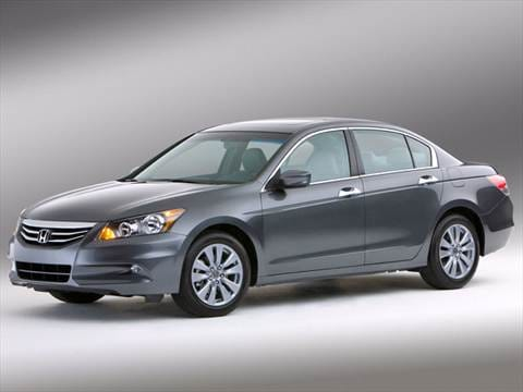2011 Honda Accord LX Sedan 4D  photo