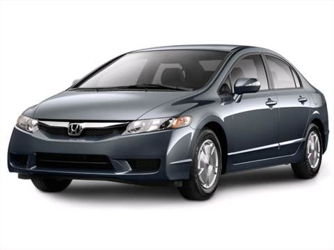 2011 Honda Civic Hybrid Sedan 4D  photo