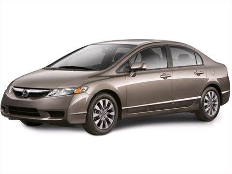2011 Honda Civic LX Sedan 4D  photo