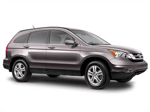 2011 Honda CR-V LX Sport Utility 4D  photo