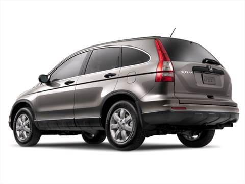 ... 2011 Honda Cr V Exterior ...