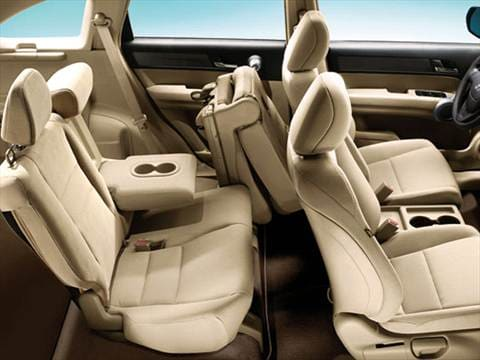 2011 honda cr v Interior