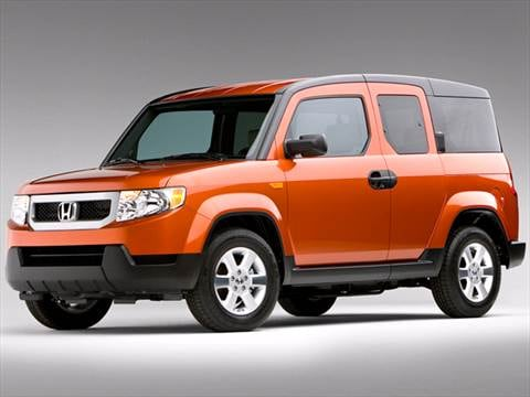 Honda Element Pricing Ratings Reviews Kelley Blue Book