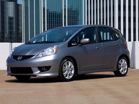 2011 honda fit pricing ratings reviews kelley blue book. Black Bedroom Furniture Sets. Home Design Ideas