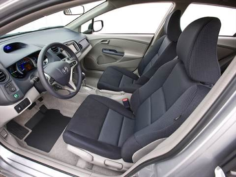 2011 honda insight Interior