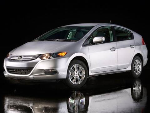 2011 Honda Insight Hatchback 4D  photo