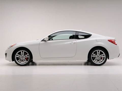2011 Hyundai Genesis Coupe 2.0T Coupe 2D  photo