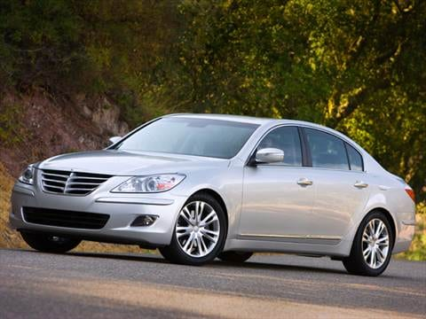 2011 Hyundai Genesis 3.8 Sedan 4D  photo