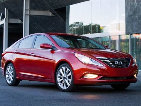 2011 Hyundai Sonata GLS Sedan 4D  photo