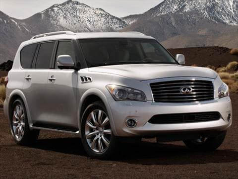 2011 Infiniti Qx Pricing Ratings Reviews Kelley Blue Book
