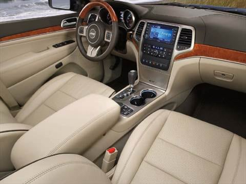 2011 Jeep Grand Cherokee Interior ...