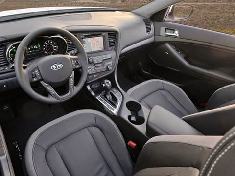 2011 Kia Optima Interior ...