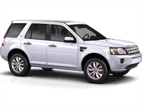 2011 Land Rover LR2 Sport Utility 4D  photo