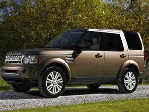 2011 Land Rover LR4 Sport Utility 4D  photo