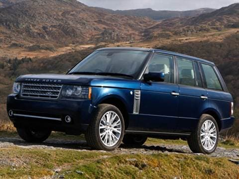 2011 Land Rover Range Rover HSE Sport Utility 4D  photo