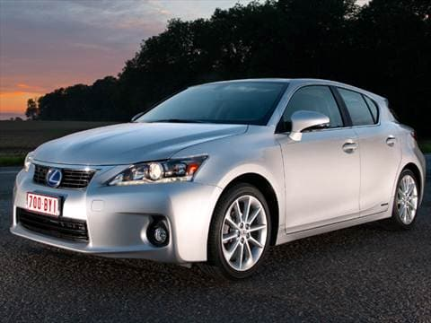Awesome 2011 Lexus Ct