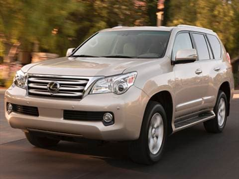 2011 Lexus GX GX 460 Sport Utility 4D  photo