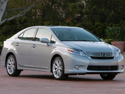 2011 Lexus HS HS 250h Sedan 4D  photo