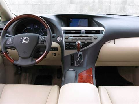 2011 Lexus RX 450h Sport Utility 4D Pictures And Videos