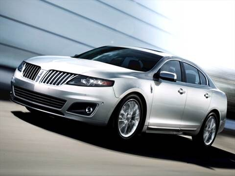 2011 lincoln mks Exterior