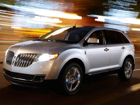 2011 Lincoln MKX Sport Utility 4D  photo