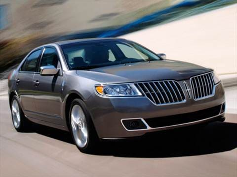 2011 lincoln mkz pricing, ratings \u0026 reviews kelley blue book 2012 Lincoln MKZ