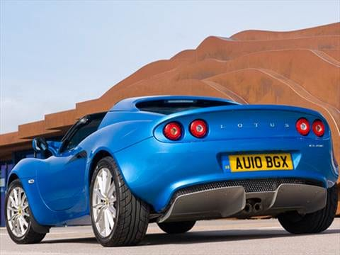 2011 lotus elise coupe 2d pictures and videos kelley blue book. Black Bedroom Furniture Sets. Home Design Ideas