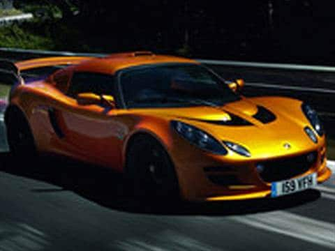 2011 Lotus Exige S240 Coupe 2D  photo