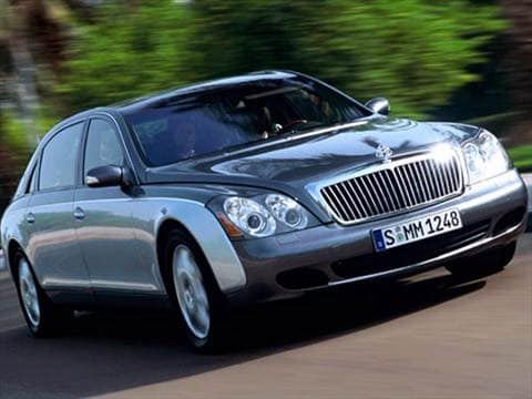 2011 Maybach 62 Sedan 4D  photo