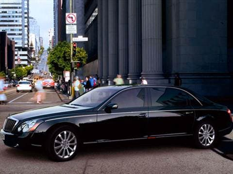 2011 Maybach 62 S Sedan 4D  photo