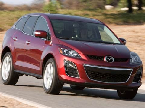 2011 Mazda Cx 7 Pricing Ratings Amp Reviews Kelley Blue Book