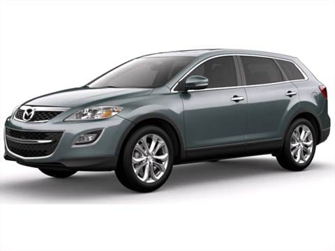 2011 mazda cx 9 pricing ratings reviews kelley blue. Black Bedroom Furniture Sets. Home Design Ideas