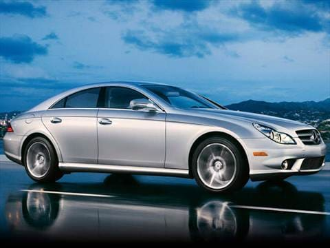 2011 Mercedes-Benz CLS-Class CLS550 Coupe 4D  photo