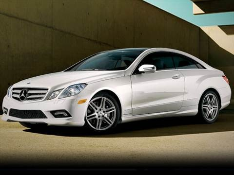 2011 Mercedes-Benz E-Class E350 Coupe 2D  photo