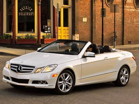 2011 Mercedes-Benz E-Class E 350 Convertible 2D  photo