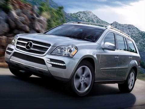 2011 Mercedes-Benz GL-Class GL550 4MATIC Sport Utility 4D  photo