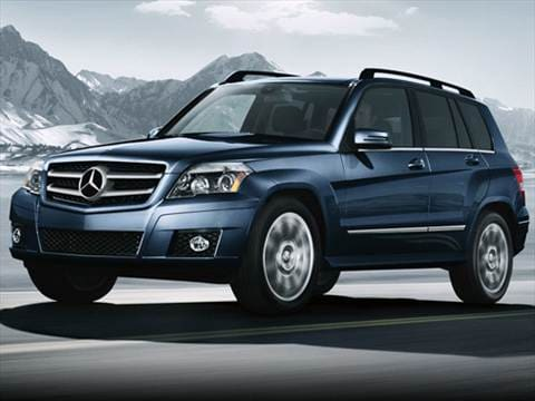 2011 Mercedes-Benz GLK-Class GLK350 Sport Utility 4D  photo