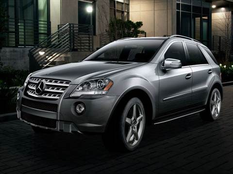 2011 Mercedes-Benz M-Class ML350 Sport Utility 4D  photo