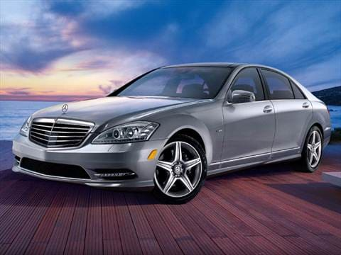 2011 Mercedes-Benz S-Class S400 Hybrid Sedan 4D  photo