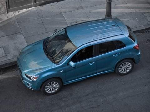 2011 Mitsubishi Outlander Sport ES Sport Utility 4D Pictures and Videos - Kelley Blue Book