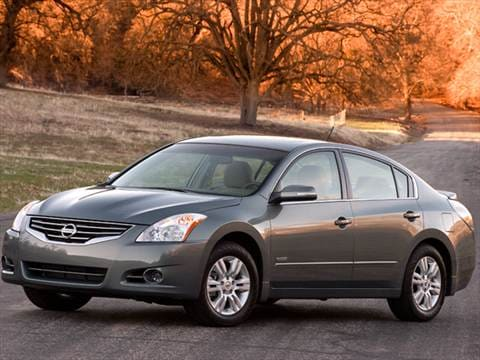 2011 Nissan Altima. 33 MPG Combined
