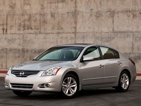 2011 Nissan Altima 2.5 S Sedan 4D  photo