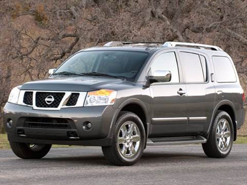 2011 nissan armada | pricing, ratings & reviews | kelley