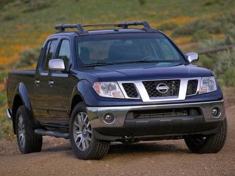 2011 Nissan Frontier Crew Cab Pricing Ratings Reviews Kelley