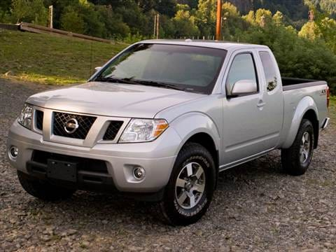 2011 Nissan Frontier King Cab Pro-4X Pickup 2D 6 ft  photo