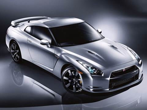2011 Nissan GT-R Premium Coupe 2D  photo
